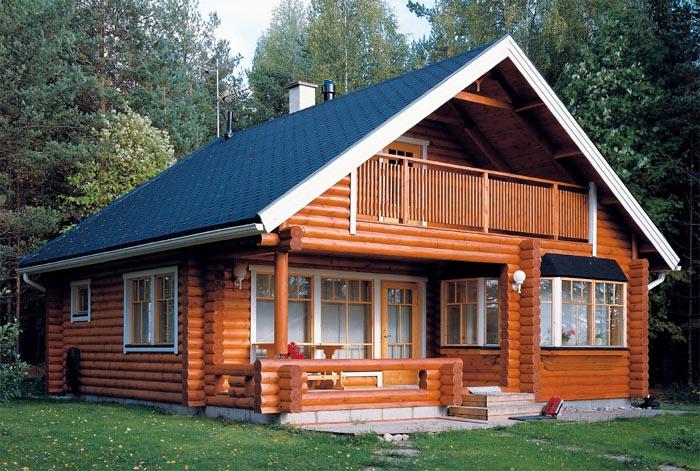 деревянный дом в Алматы Астана