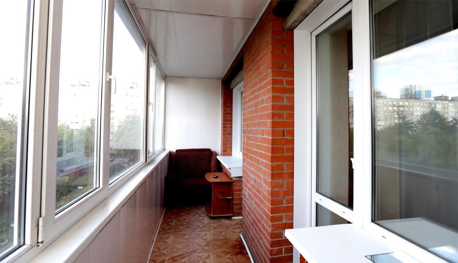Благоустройство балкона или лоджии - construction m.