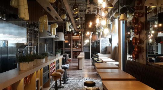 Ресторан в Алматы под ключ
