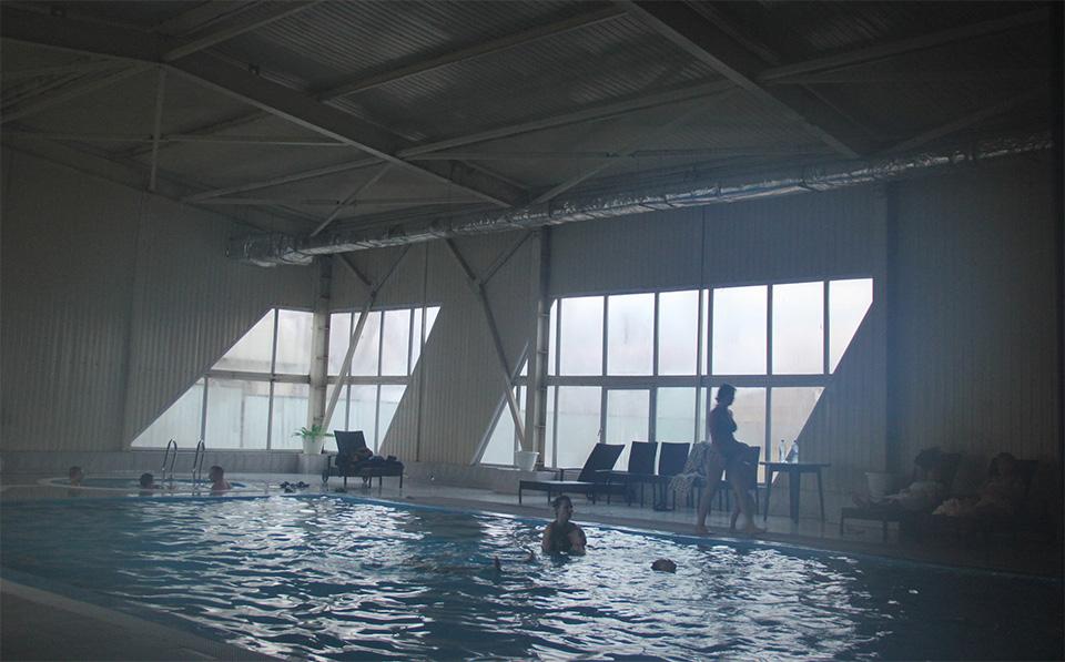 Строительство бассейна Premium Spa Resort