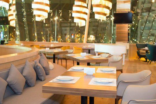 Строительство ремонт рестораны Алматы