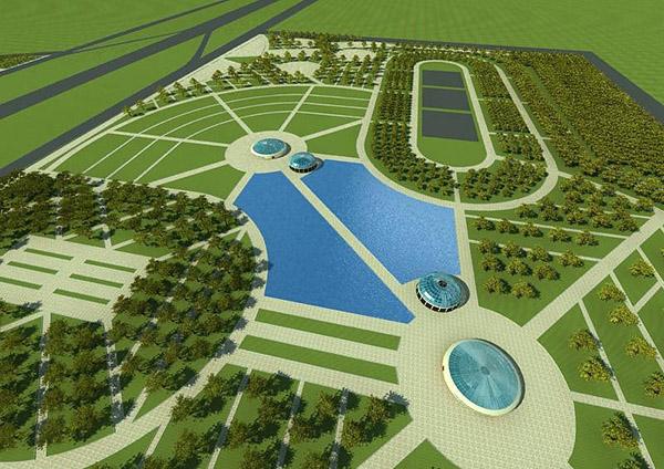 Дизайн-проект жилого дома Алматы