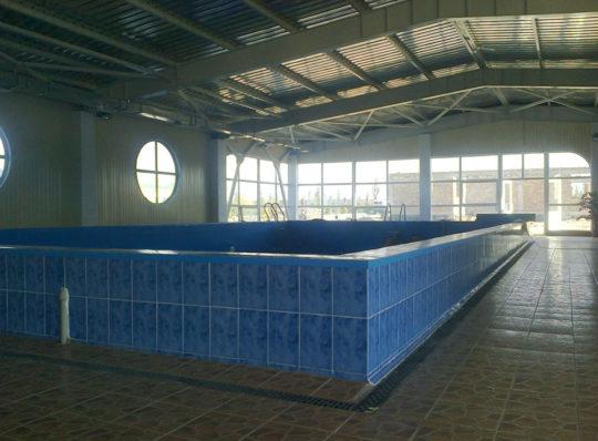Крытый бассейн строительство Алматы