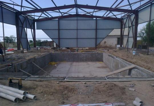 Строительство бассейнов Премиум Спа