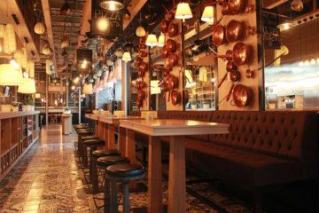 Строительство ресторана под ключ Алматы