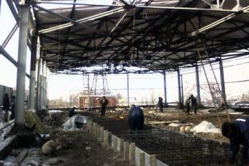 Склад под ключ в Алматы