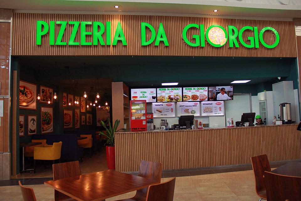 Строительство пиццерии под ключ в Алматы